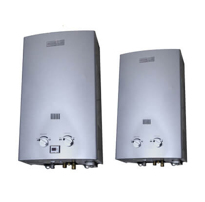 Disa Tankless gas water heaters